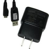 Зарядно 220V Samsung Micro USB от две части