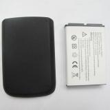 Подсилена Батерия за BlackBerry 9700 + заден капак