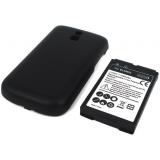 Подсилена Батерия за BlackBerry 9000 + заден капак