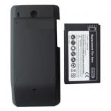 Подсилена Батерия  за HTC Hero + заден капак